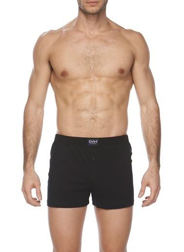 SVM 2'li Penye Boxer  Siyah